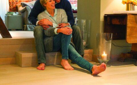 Ogrzewanie podłogowe z niskotemperaturową pompą ciepła DAIKIN